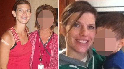 Tiffany Alberts podría enfrentar años de prisión. Se le prohibió el contacto con su hijo y fue trasladada a Ohio