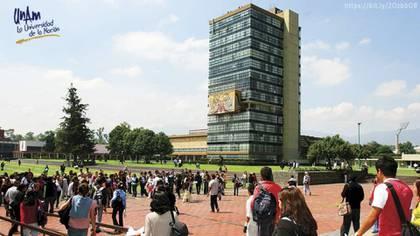 Un estimado de 300,000 alumnos de la UNAM no irán a clases para evitar exponerse a los efectos de la contaminación (Foto: Facebook Universidad Nacional Autónoma de México)