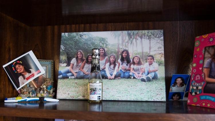 El retrato de la familia súper numerosa