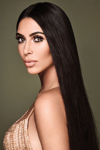"Kim Kardashian, estrella de ""Keeping up with the Kardashian"" (Grosby Group)"