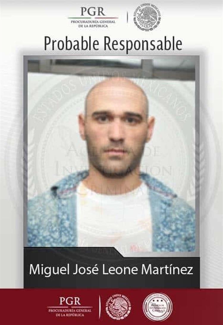 Leone fue detenido en México y liberado en 2016 (Foto: Gobierno de México)