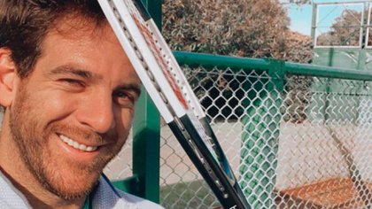 El tenista viajó a Suiza unos días atrás para ser atendido por el mismo médico que trata a Roger Federer