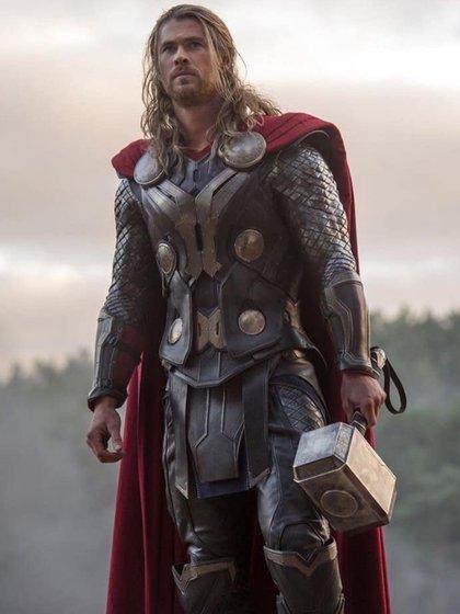 Chris Hemsworth en Thor (Foto: Marvel Studios)