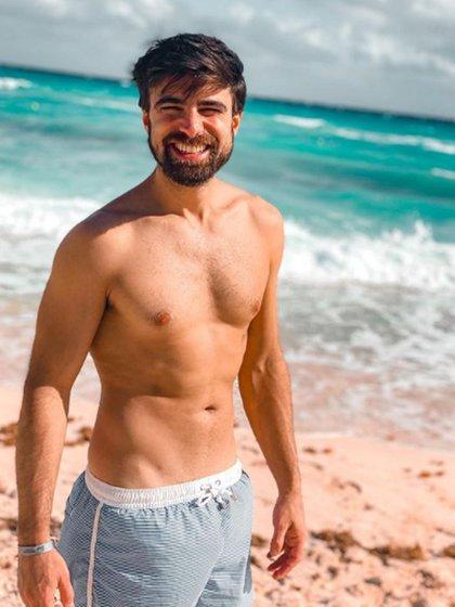 Santiago Ramundo es actor y triunfa en México