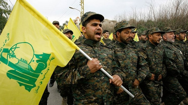 El grupo terrorista libanés Hezbollah recibe apoyo económico de Irán
