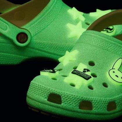 Los zapatos brillarán en la oscuridad (Foto: Twitter/_LatinoGang)