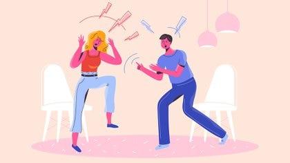 """""""El tedio y el confinamiento producen la búsqueda de estímulos -muchas veces sexuales- que permitan trascender el encierro que, si bien es necesario, genera opresión y una necesidad de liberación"""" (Shutterstock)"""