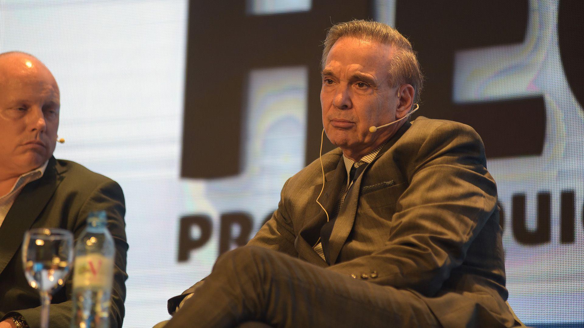 """Pichetto, """"estrella"""" en el evento de IDEA"""