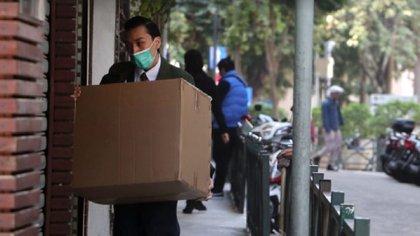 Las compras por internet impulsaron el negocio del correo