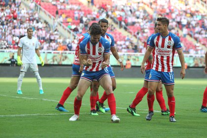 The Rojiblanco team was champions in 2017 and has since failed to reach the so-called