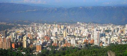 Bucaramanga. / Wikimedia Commons.