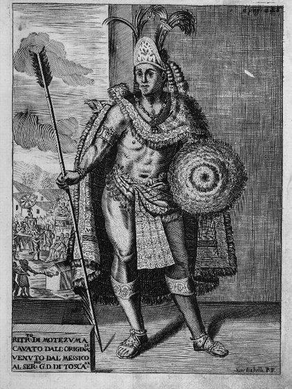 Moctezuma (Foto: Wiki Commons)