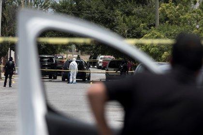 En 22 estados de México disminuyeron los homicidios dolosos (Foto: EFE/Archivo)