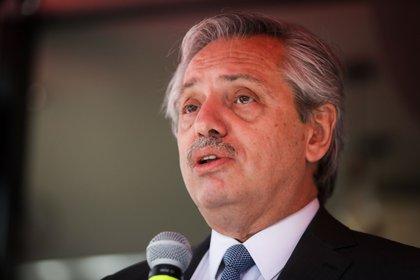 Alberto Fernández (EFE/Federico Anfitti/Archivo)