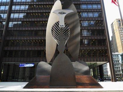Chicago Picasso (1967)