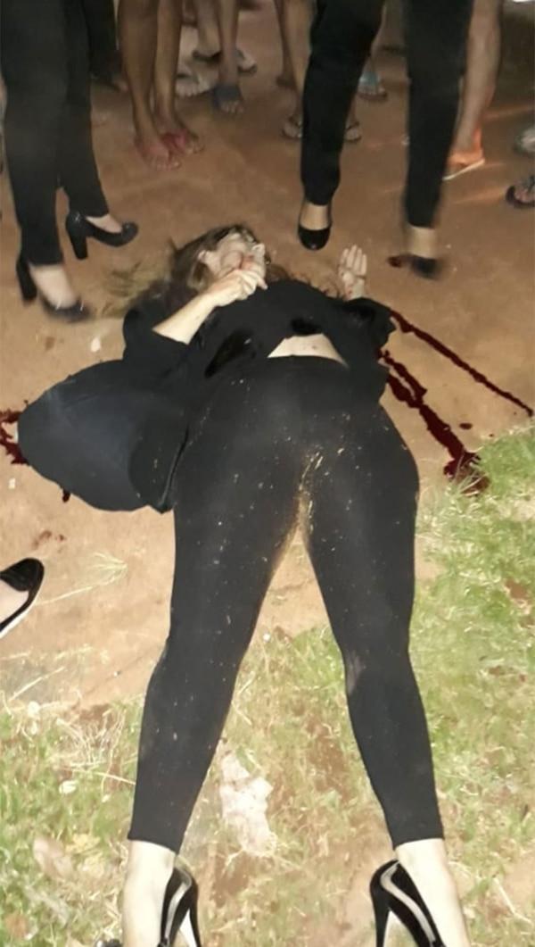 El cuerpo de Laura Casuso
