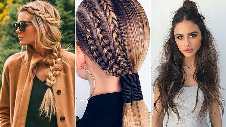 Beauty Looks De Verano Peinados Para Estar Fresca Sin Resignar