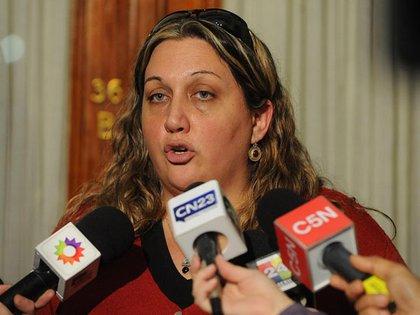 María Rachid y Claudia Castro se había presentado en el Registro Civil a pedir turno para casarse y se lo habían negado (Télam)