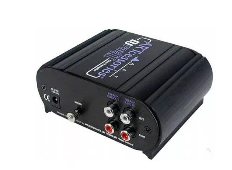 Pre amplificador 66 ART Pro Audio DJPRE II.