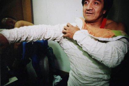 La momia revela su identidad