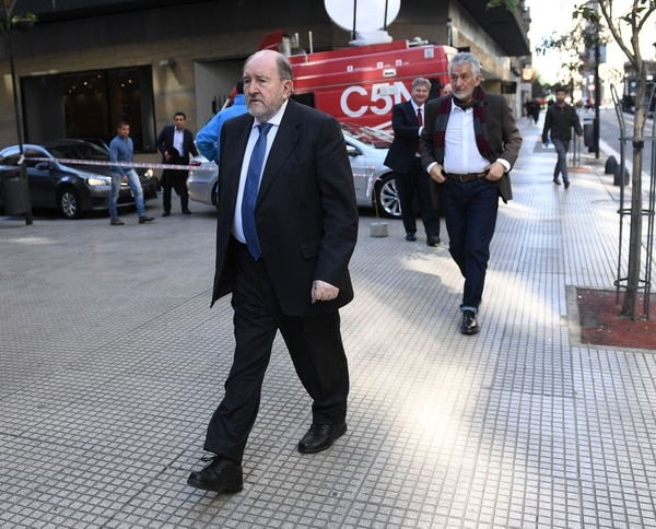 El gobernador de La Pampa, Carlos Verna, y el mandatario puntano, Alberto Rodríguez Saá