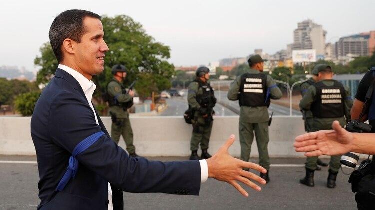 Juan Guaido(REUTERS/Carlos Garcia Rawlins)