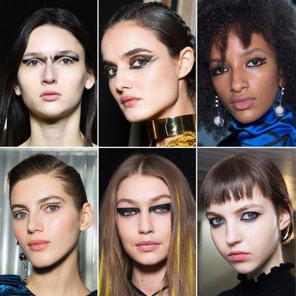 Yves Saint Laurent, Balmain, Marni, Chloé, Versace y Mugler