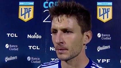 """Franco Soldano explotó luego de la derrota de Boca ante Patronato: """"Me voy re caliente, fue horrible"""""""