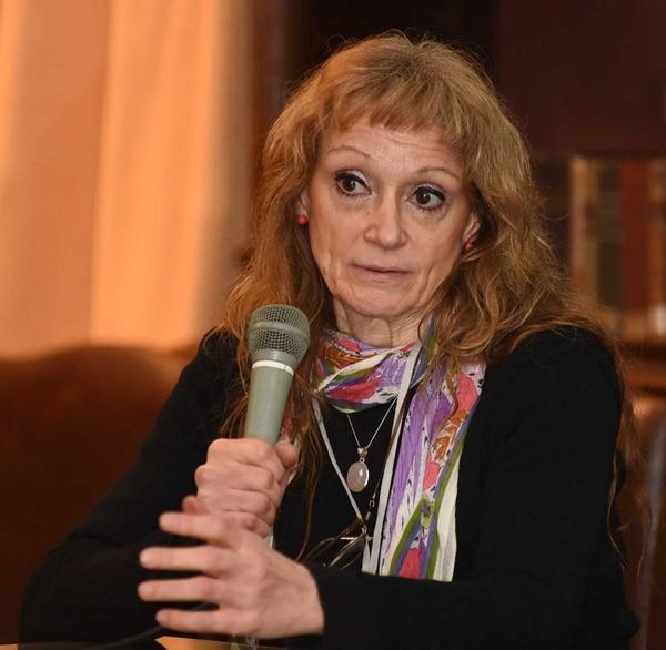 Laura Frulla (Archivo DEF)