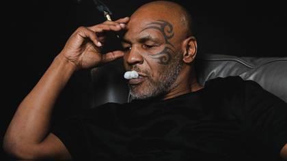 Tyson habla siempre en favor del cannabis y asegura que fue la solución para muchos de sus problemas (IG: @tysonranchofficial)