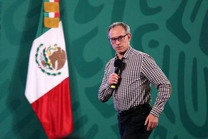 Hugo Lopez-Gatell, subsecretario de Prevención y Promoción en varias ocasiones fue acusado por sus malas decisiones ante la pandemia (Foto: Europa Press)