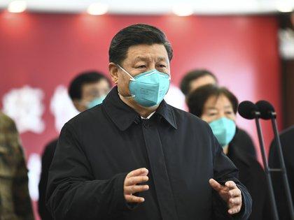 Xi Jinping (Xinhua via AP)
