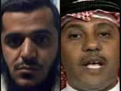 Fahad al Thumairy y Omar al-Bayoumi
