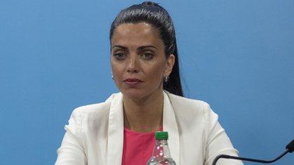 Luana Volnovich, titular de PAMI (Foto NA)