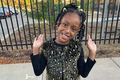 La fuerza fue dedicada a la pequeña Skylar Herbert, la víctima más joven en el estado (Foto: Facebook LaVondria Herbert)