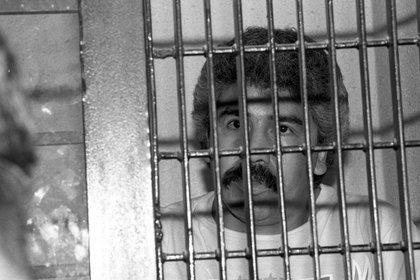 El narcotraficante mexicano luego de su detención (Foto: Cuartoscuro)