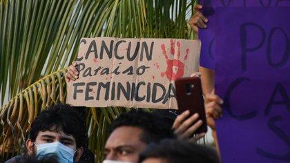 La Oficina en México del Alto Comisionado de la ONU en México condenó el uso excesivo de la fuerza y de armas (FOTO: ELIZABETH RUIZ/CUARTOSCURO)