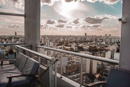 En la ciudad de Buenos Aires se registra una baja de precios del metro cuadrado en dólares