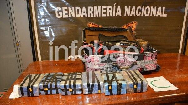 Cocaína de máxima pureza en la embajada rusa en la Argentina