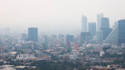 El gobierno de la ciudad presentó el programa para casos de contingencias ambientales (Foto: Cuartoscuro)