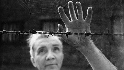 Kilisiewicz memorizó sus canciones propias y ajenas sobre la vida en el campo, el crematorio, la guerra puertas afuera. (Museo del Holocausto de Washington DC, cortesía de Aleksander Kulisiewicz)