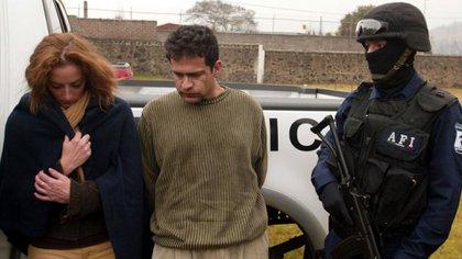 Florence Cassez e Israel Vallarta fueron quienes denunciaron abusos y tortura por parte de las autoridades mexicanas (Foto: Cuartoscuro)