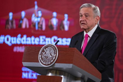 21/07/2020 El presidente de México, Andrés Manuel López Obrador ECONOMIA INTERNACIONAL -/El Universal via ZUMA Wire/dpa