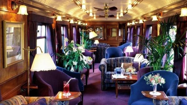 El Belmond Royal Scotsman es el recorrido en tren más caro del mundo