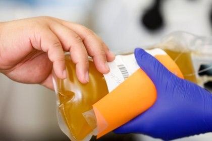 La Dirección Nacional de Epidemiología buscará contar con un Registro centralizado de pacientes recuperados de COVID-19, potenciales donantes de plasma  REUTERS/Lindsey Wasson