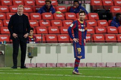 El Barcelona no pudo con el Valencia y empató en el Camp Nou (REUTERS/Albert Gea)