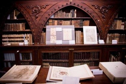Los códigos Da Vinci, un tesoro al que pocos tienen acceso