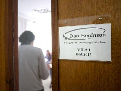 Notari es fundadora y decana del Instituto de Tecnología Nuclear Dan Beninson