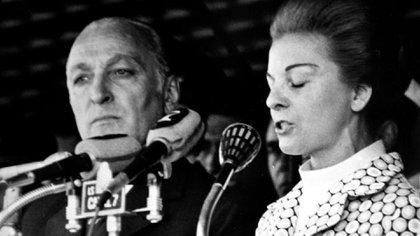 Perón pensó que no era Isabel quien debía sucederlo en la Presidencia, sino Ricardo Balbín, el jefe de la Unión Cívica Radical