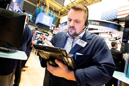 El Nasdaq y el S&P 500 cerraron en valores récord (EFE/JUSTIN LANE)